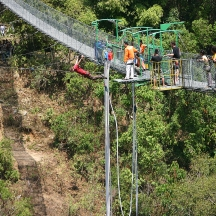 Bungee Jumping, Sirish