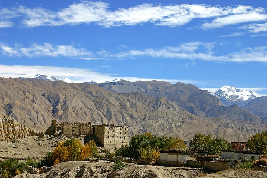 Tsarang, Upper Mustang - Sirish B.C.