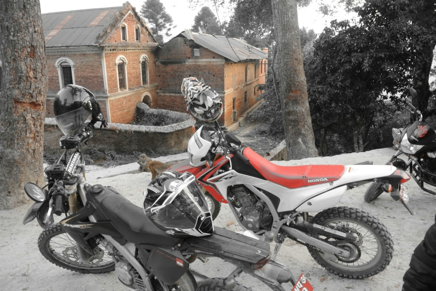 motobikes temple