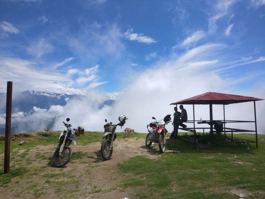 bikes in the sky 2017